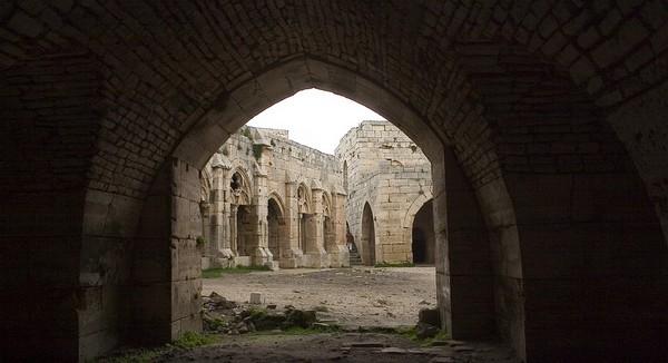 križiacky hrad Krak des Chevaliers