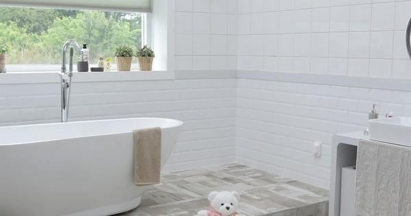kúpeľňa sóda bikarbóna