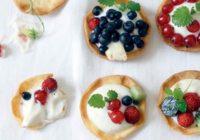 Ovocné tortičky slávnych zo Saint-Tropez
