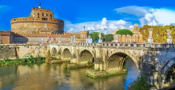 Anjelský hrad Rím