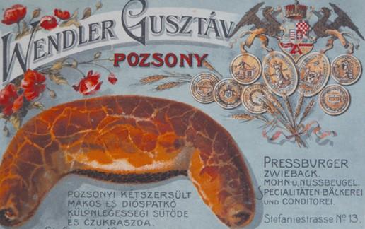 bratislavské rožky