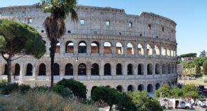Koloseum Rím