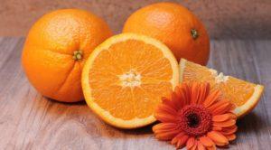 kôra z pomaranča