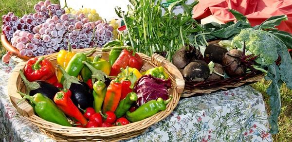 veľký prehľad potravín zelenina ovocie