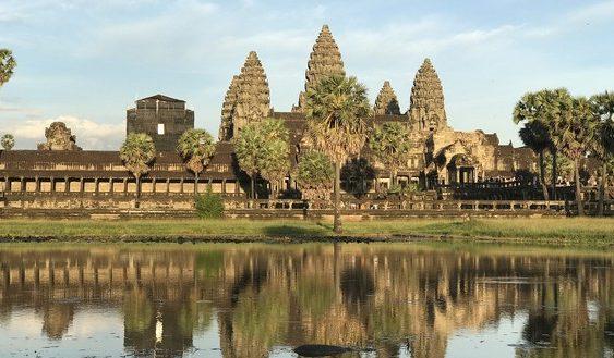 kambodža angkor vat