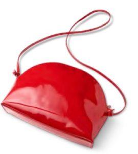 oriflame poradca kabelka červená