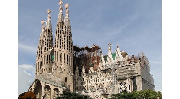po stopách Dana Browna Sagrada Familia