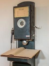 telefón z roku 1909