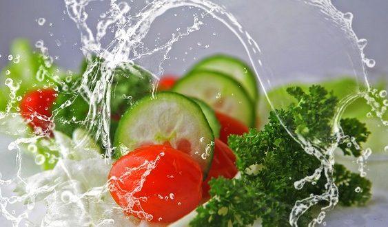 potraviny umývať