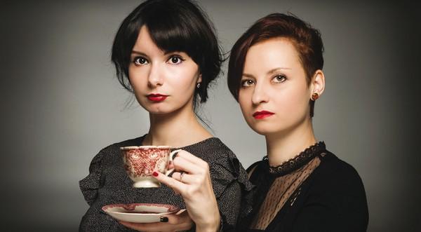 Paulína Franková a Barbora Húbeková a ich cupcaky