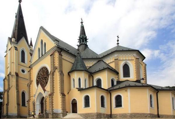 Bazilika Navštívenia Panny Márie