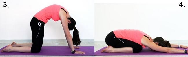 cviky na pevný a zdravý chrbát