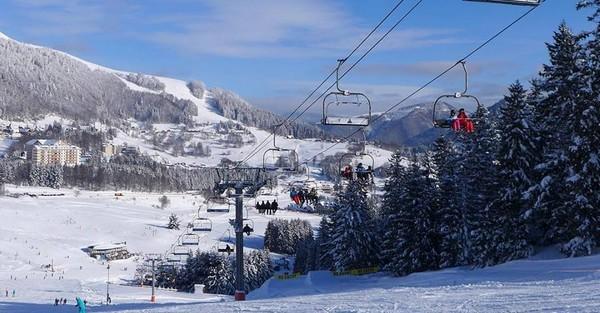 lyžiarske strediská - Donovaly