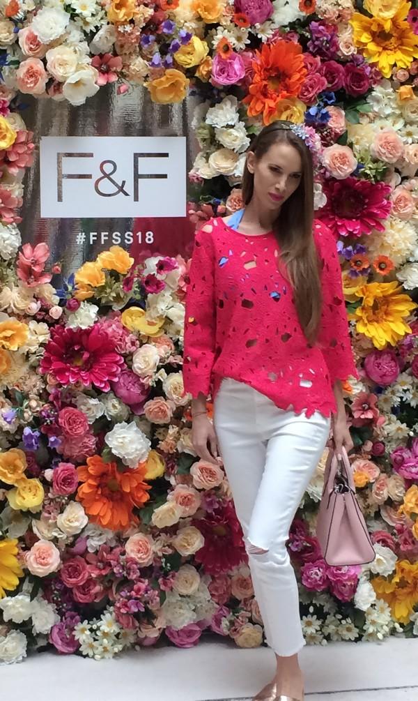 F&F módna kolekcia 2018