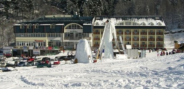 lyžiarske strediská - Plejsy