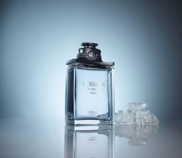 balenie parfémov Possess pre pánov