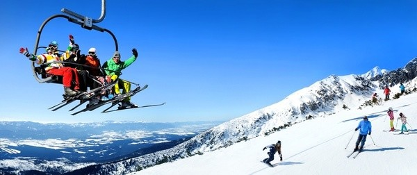lyžiarske strediská - štrbské pleso