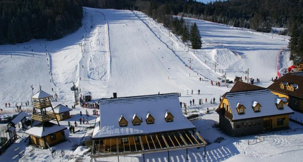 lyžiarske strediská Tále