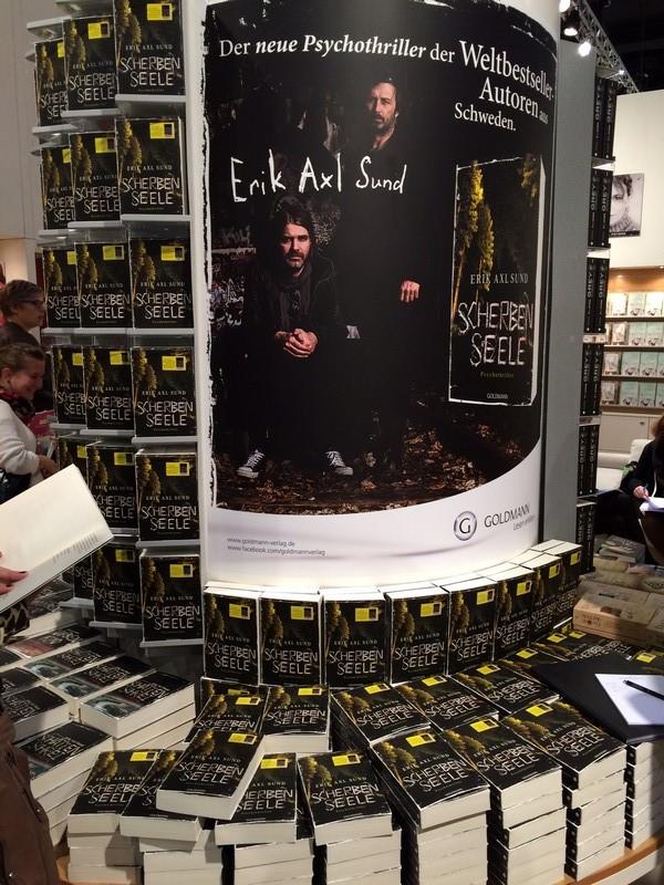 Dvojica Erik Axl Sund, obľúbení aj u slovenských čitateľov.