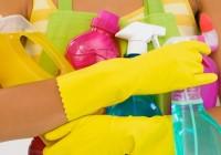10 tipov na šetrné a lacné domáce čistiace prostriedky