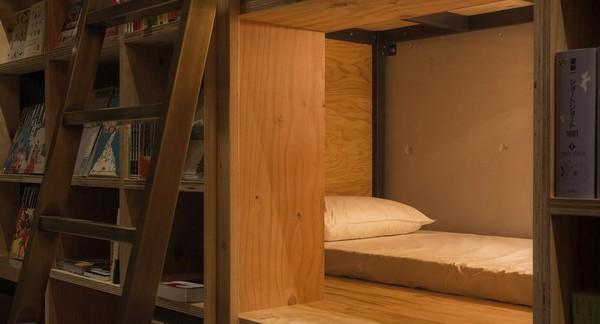 ubytovacie kníhkupectvo