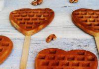 Zdravé desiate – recepty na wafle asuper nátierku