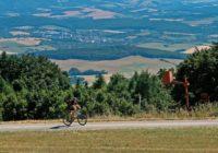 Cyklotrasa na Veľkú Javorinu