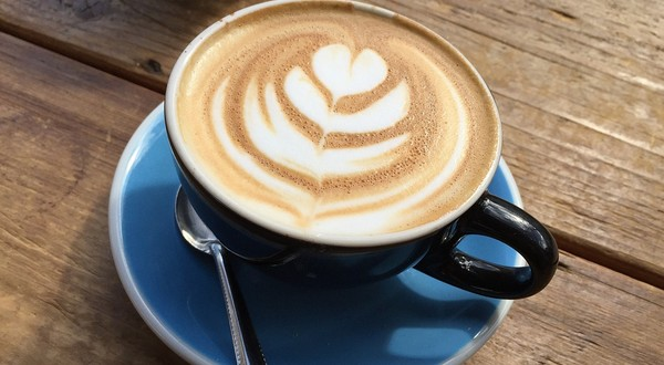 lahodná a voňavá káva