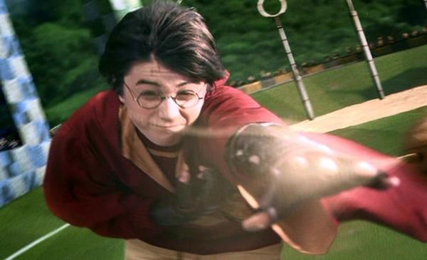 Harry Potter a Majstrovstvá sveta v metlobale.