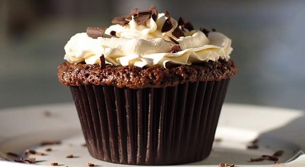Čokoládové cupcaky