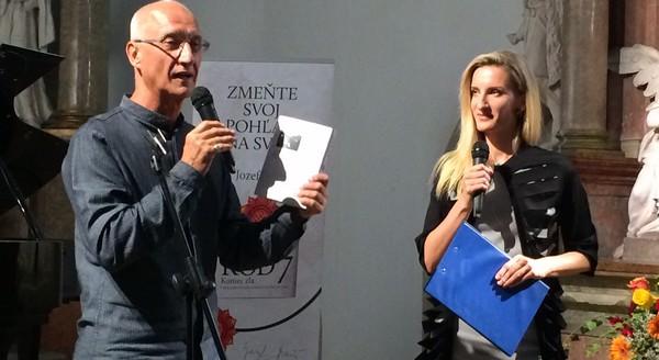 Jozef Banáš a Adela Banášová