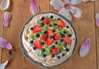 Pavlovovej torta (Maškrta na víkend)