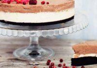 Trojitý čokoládový koláč (maškrta na víkend)