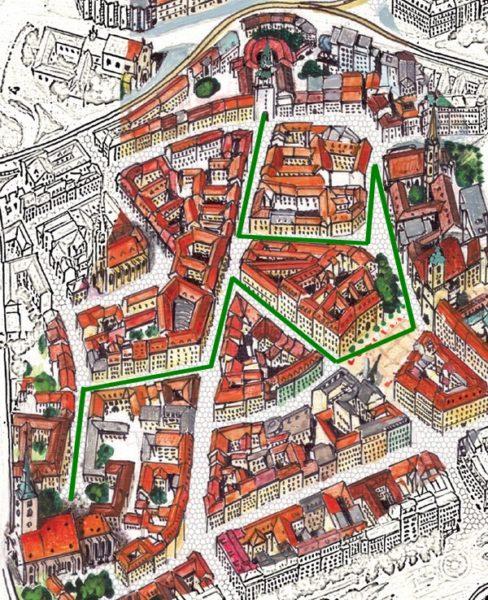 Korunovačná Bratislava