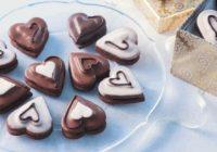 Čokoládové srdiečka (maškrta na víkend)