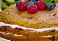 Mrkvová tortička bez výčitiek