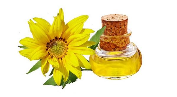 slnečnicový olej vás zbaví baktérií