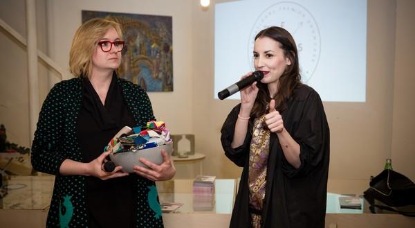 Tamara Šimončíková Heribanová a Dana Kleinert
