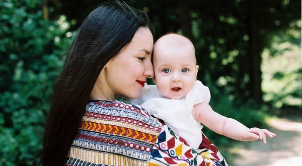 Tamara šimončíková heribanová a dcéra Emilka