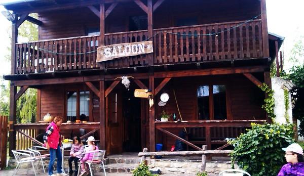 farma hrubá borša saloon