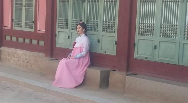 Kórea dievča