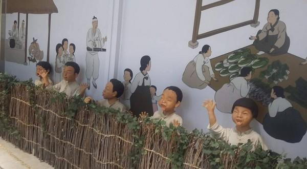 Ojukheon museum