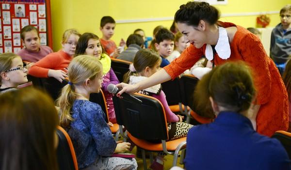 Tamara Šimončíková Heribanová s deťmi