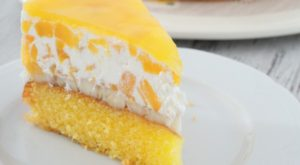 banánová torta