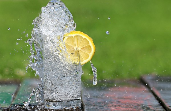 citrón voda