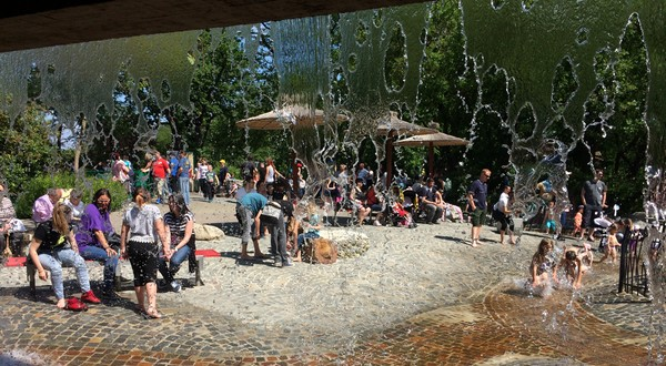familypark vodné atrakcie