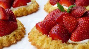 jahodové recepty