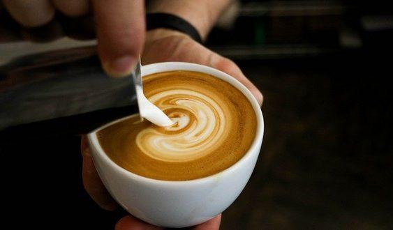 mlieko do kávy