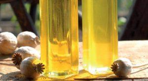 makový olej mak z jarnej