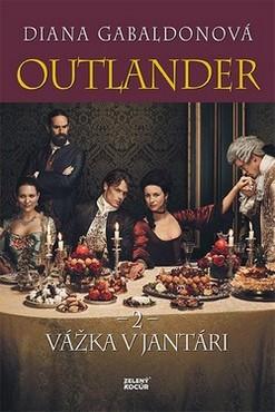príbeh o láske Outlander - Vážka v jantári